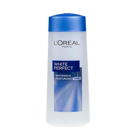 L Oreal White l oreal white whitening moisturizing toner 200