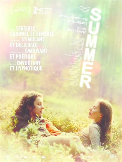 the summer of sangaile 2015 unifrance films