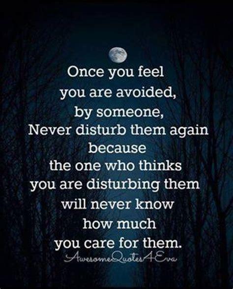 Never Disturb Them Quotes