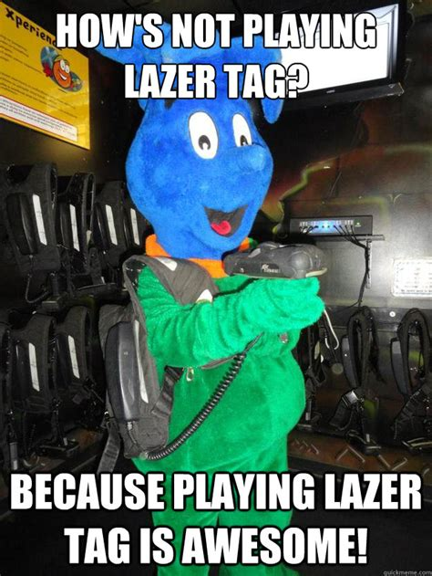 Lazer Tag Meme - funsit lazertag memes quickmeme