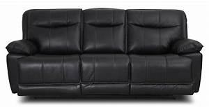 Fabric Reclining Sofa Baci Living Room