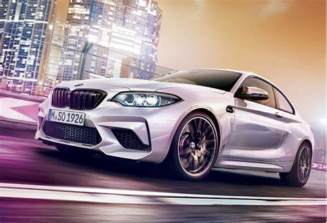 2019 Bmw M2 Competition Leaked, Will Have 410 Horsepower