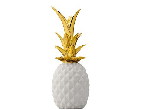 cuisine et salon dans la meme l 39 ananas le fruit de la déco guten morgwen