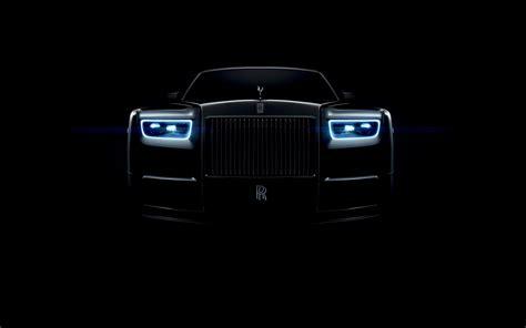 Rolls Royce Phantom 2018 4k Wallpapers