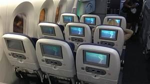 Inside British Airways Boeing 787 Dreamliner - YouTube