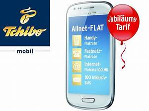 Tchibo Mobil Rechnung : jubil umstarif bei tchibo mobil telefon flat und 100 mb f r 10 euro news ~ Themetempest.com Abrechnung