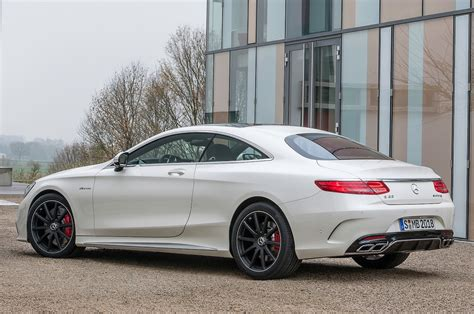 2015 Mercedes S63 by S63 Amg Coupe Stealthy Matte Grey Mercedes S63 Amg