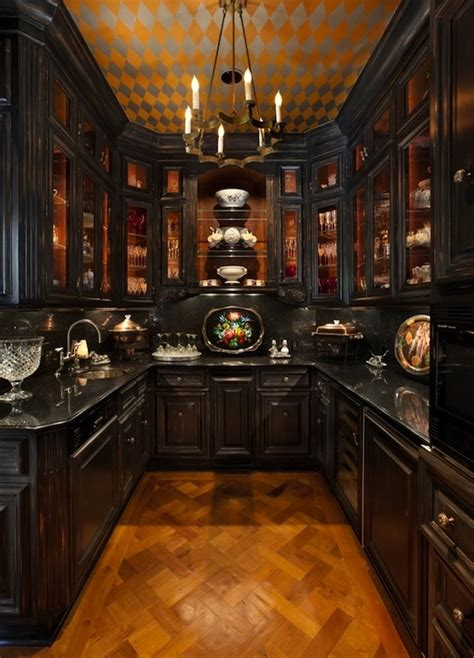impressive kitchenware 20 refined kitchen and dining room designs digsdigs