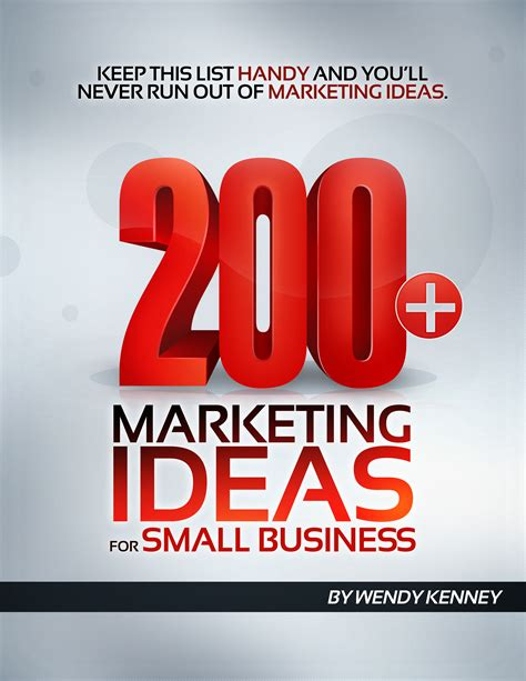 Marketing Ideas - 200 marketing ideas for small business auto repair