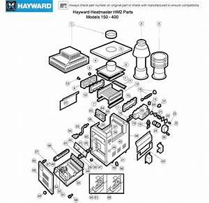 Hayward Heatmaster Hm2 150