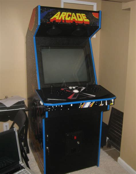 Mame Arcade Machine Kit by Image Gallery Mame Arcade