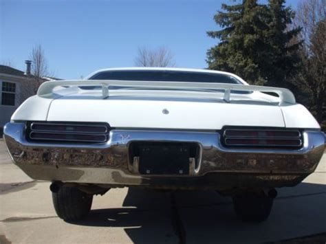 sell used beautiful 1969 gto 400 with factory air true american muscle in clinton township