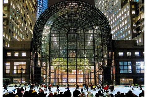 rink  brookfield place sports  fitness