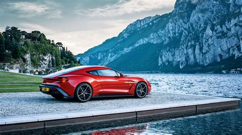 Aston Martin Vanquish 4k Wallpapers by Aston Martin Vanquish Hd Hd Cars 4k Wallpapers Images