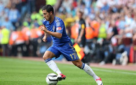 Born 7 january 1991) is a belgian professional footballer who plays as a winger or attacking midfielder for spanish club real madrid and. Eden Hazard Wallpapers