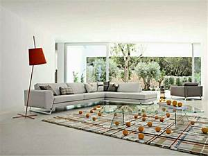 Canape roche bobois en 25 photos mobilier haute de gamme for Tapis de marche avec canapé angle roche bobois