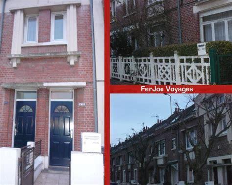le quartier des 400 maisons lille de ferjoevoyages