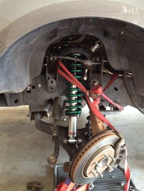 halolifts boss suspension page  ford  forum