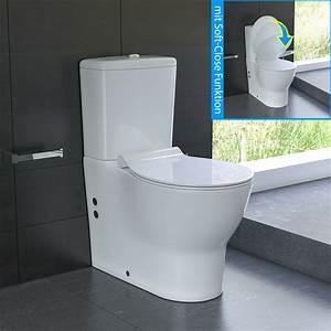 Wc Mit Spülkasten : design stand wc toilette mit sp lkasten wc deckel mit soft ~ A.2002-acura-tl-radio.info Haus und Dekorationen