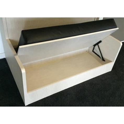 armoire lit canapé pas cher armoire lit 140x200 chêne blanc avec canapé achat