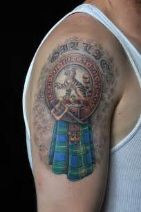 Scottish Clan Tattoos