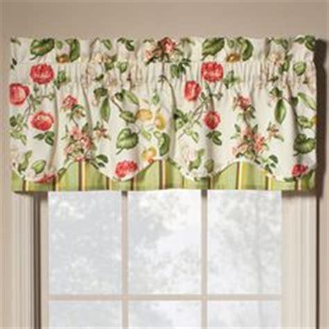 waverly fabrics on valances toile and