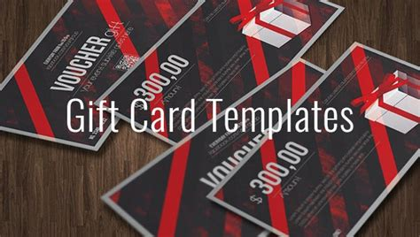 gift card template   sample  format