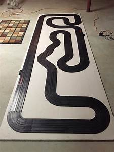 14 Best Slot Car Track Layouts Images On Pinterest
