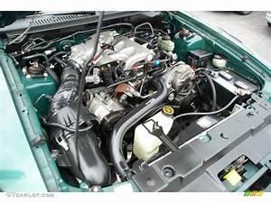 2000 Ford Mustang V6 Coupe 3.8 Liter OHV 12-Valve V6 Engine Photo #44666947 | GTCarLot.com