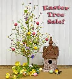 Primitive Easter Tree Decorations by Primitive Decor On Kp Creek Gifts