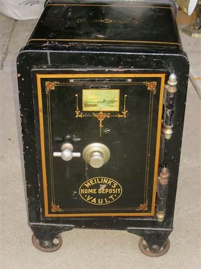 Safe Meilink Antique Vault Safes Combination Working