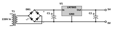 Power Supply Using Stepsmake