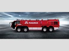 Magirus SUPERDRAGON X8 Gigantic performance & flexibility