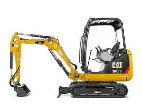 cat mini excavator cat 301 7d mini hydraulic excavator caterpillar
