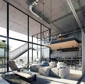 Top 50 Best Industrial Interior Design Ideas