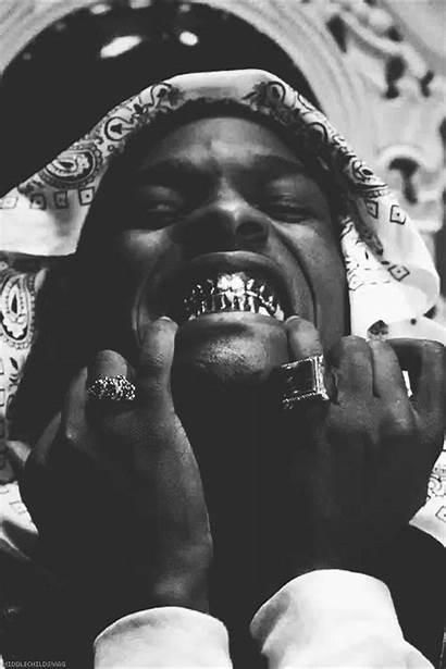 Asap Rocky Gifs Trill Gold Dope Rap