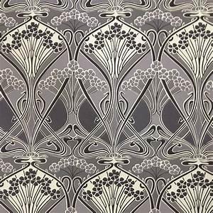 Papier Peint Art Deco : art nouveau tous les tages 4 l 39 apog e de la ligne ~ Dailycaller-alerts.com Idées de Décoration