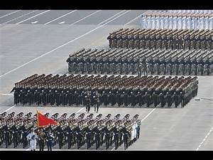Chinese Military Parade - YouTube