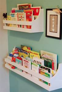 Etagere Livre Bebe : des tag res pour les livres d 39 enfants bricolage pinterest le livre livre et chambres ~ Teatrodelosmanantiales.com Idées de Décoration