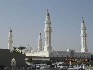 Quba Mosque – Madina (Saudi Arabia) | World for Travel