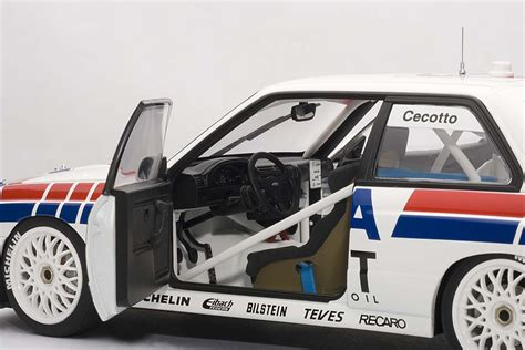 autoart  scale bmw   dtm  fina ccecotto