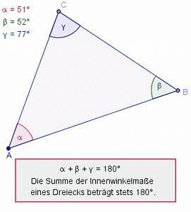 Innenwinkel Dreieck Berechnen Vektoren : winkel im dreieck berechnen interaktive bung mathematik realschule klasse 7 ~ Themetempest.com Abrechnung