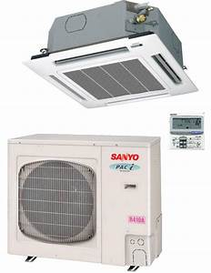 Diy Guide Sanyo Ceiling Recessed Cassete