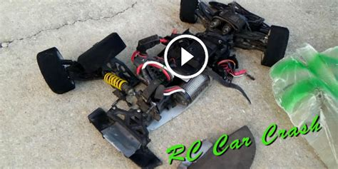 behold  real power  rc rc car crashes   guy