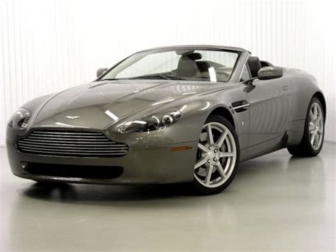 buy   aston martin vantage roadster rare mercury
