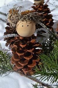 Basteln Mit Tannenzapfen Weihnachten : basteln mit tannenzapfen die sch nsten ideen f r kinder ~ Frokenaadalensverden.com Haus und Dekorationen