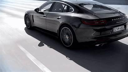 Porsche Panamera Generation Second Airows Automotive Leaner