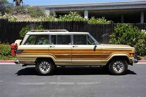 1985 Jeep Grand Wagoneer 4x4