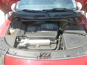 2000 Audi Tt Mk1    8n - Engine Bay Cover Trim  Right 8n0103926d