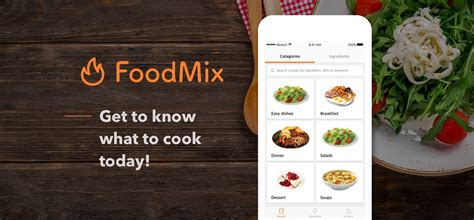 foodmix cooking app ux case study ux planet